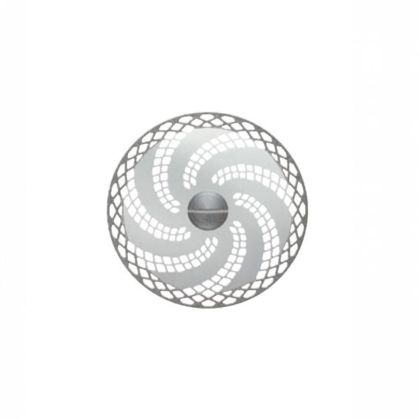 Спиральный усиленный сетчатый диск