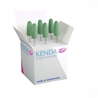 KENDA QUEEN- двухшаговая система полировки и шлифования для акриловых протезов