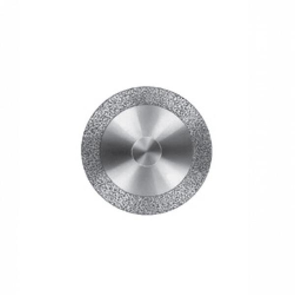 Алмазный диск со сплошным алмазным покрытием покрыт с нижней стороны