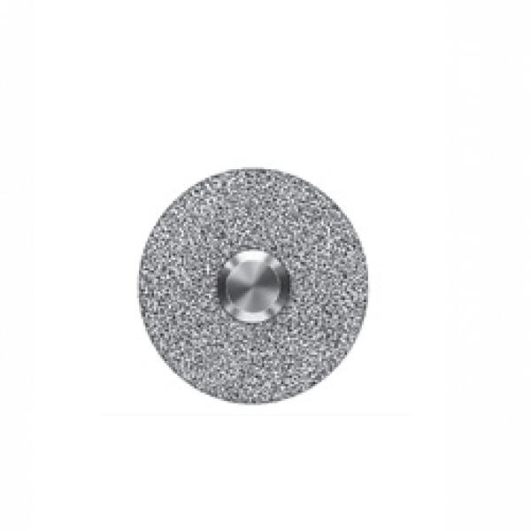 Алмазный диск с двусторонним покрытием с круглыми отверстиями