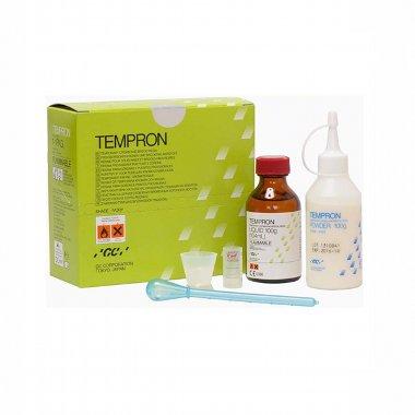 Tempron - самотвердеющая пластмасса для изготовления временных конструкций